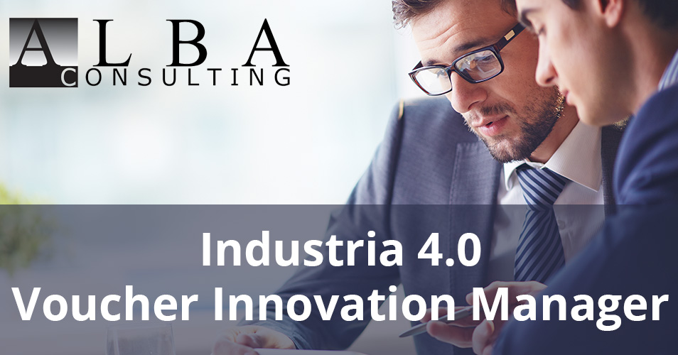 Alba Consulting - Voucher Innovation Manager - Brescia