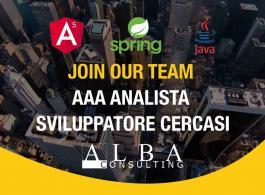 Offerta di Lavoro Analista, Sviluppatore, Programmatore Brescia