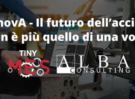 InnovA: scopri il futuro dell'acciaio